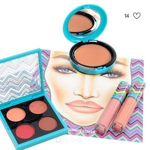 Patrick Starr x Mac summer collection ☀️😍